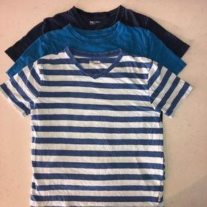 3 Boys GAP T-shirts/Size L(10)